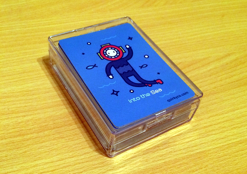 plastic deckbox
